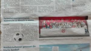 Sommerferienbetreuung_Besuch Coface Arena in Mainz